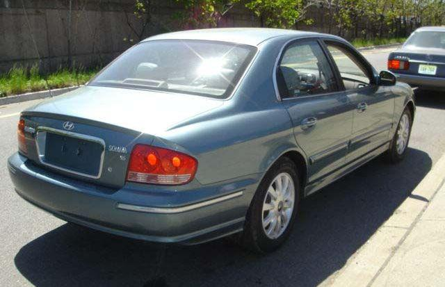 2004 Hyundai Sonata Car Picture
