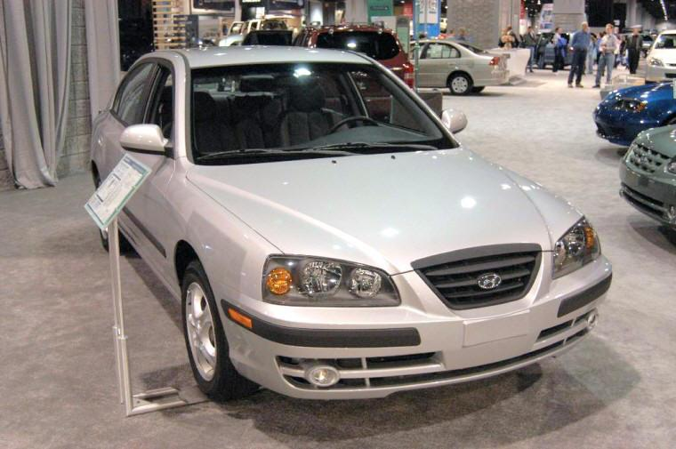2005 Hyundai Elantra Car Picture