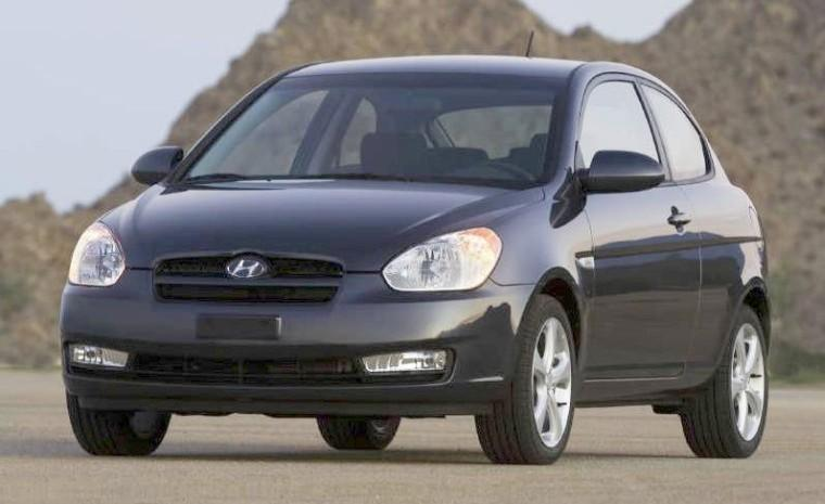 2008 Hyundai Accent Car Picture