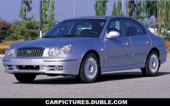 2001 Hyundai Sonata Car Picture