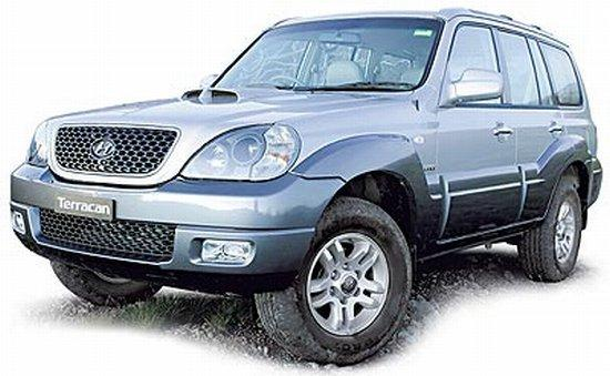 2005 Hyundai Terracan Car Picture