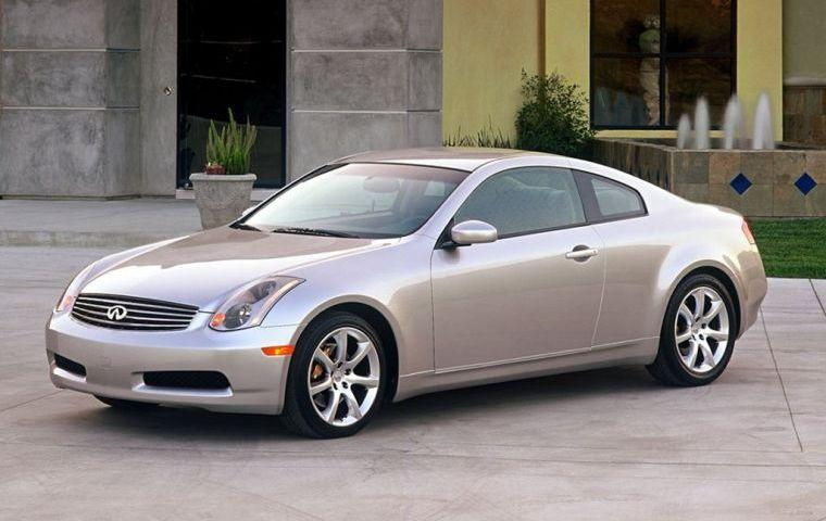 2004 Infiniti G35 Sport Coupe Car Picture