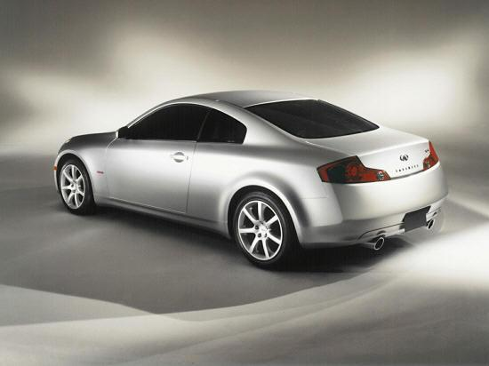 Infiniti G35 Coupe Car Picture