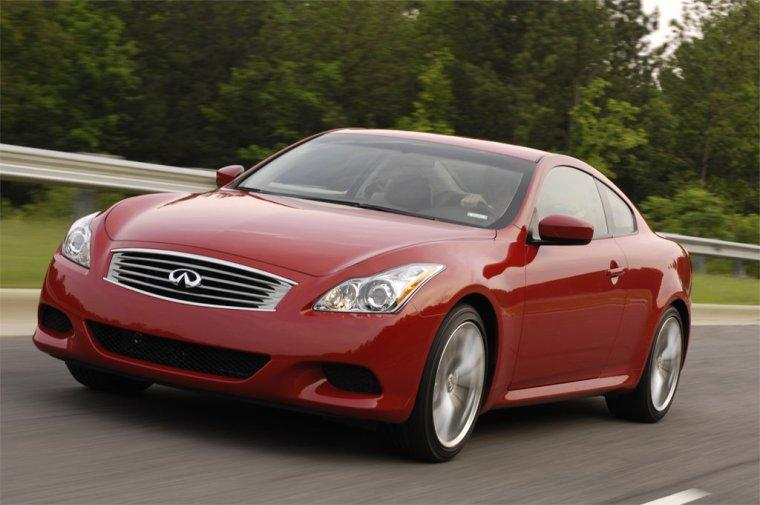 2008 Infiniti G37 Coupe Car Picture