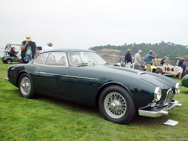 1954 Zagato Jaguar XK140 Car Picture