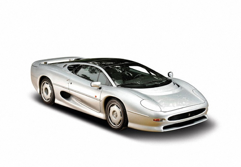 1993 Jaguar XJ220 Car Picture