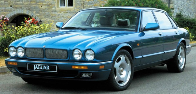 Front left 1995 Jaguar XJR Car Picture