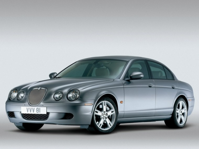 2005 Jaguar S-Type Car Picture