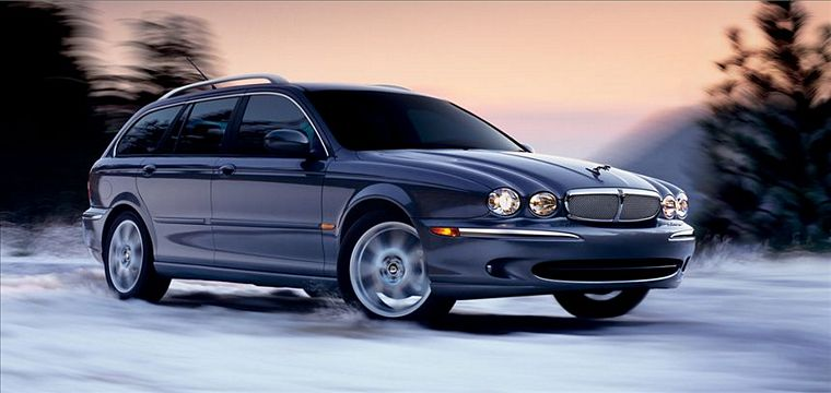 2006 Jaguar X-Type Sportwagon Car Picture