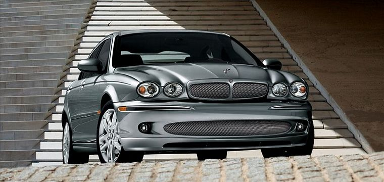2006 Jaguar X-Type Car Picture