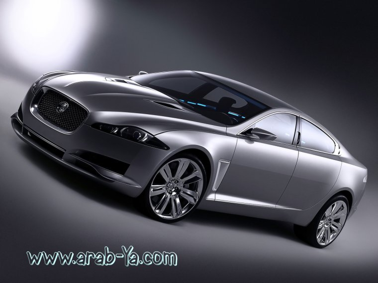2007 Jaguar C-XF Concept Car Picture