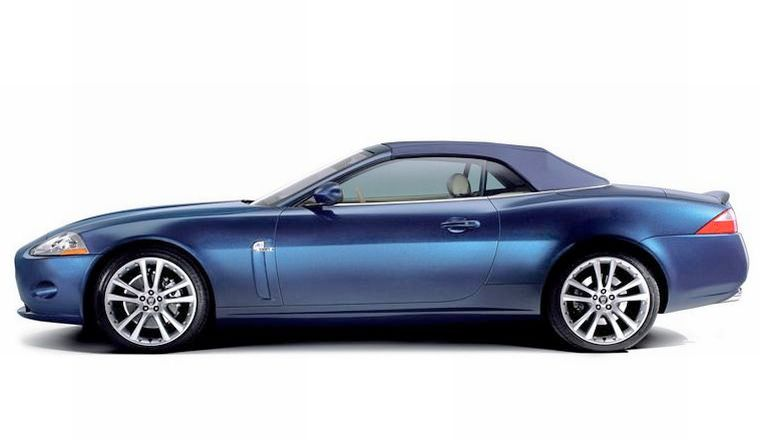 2007 Jaguar XK Convertible Car Picture