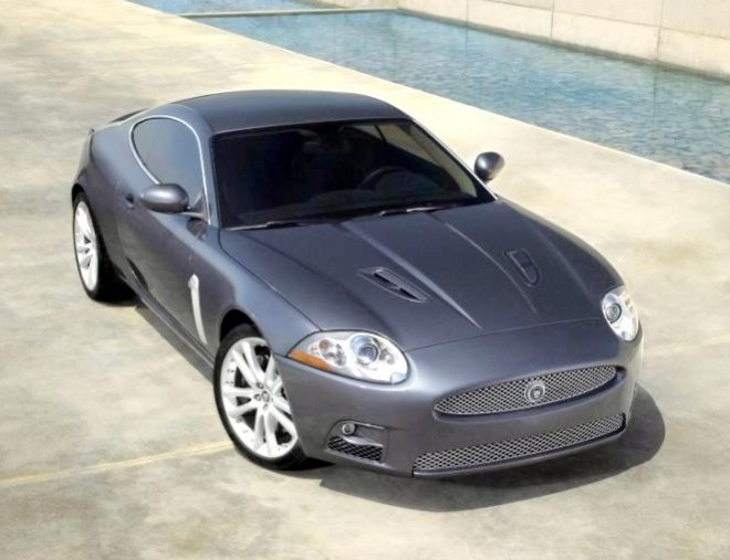 2007 Jaguar XKR Car Picture