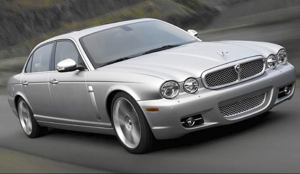 2008 Jaguar XJ Car Picture