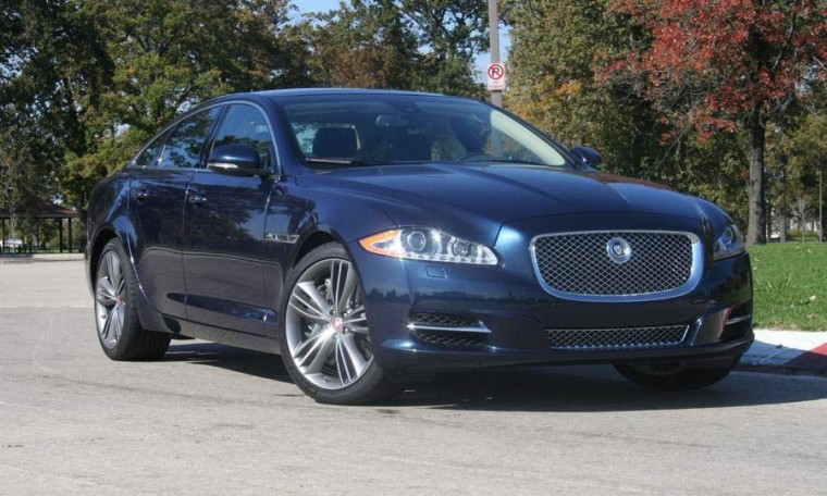2011 Jaguar XJ Supersport Car Picture