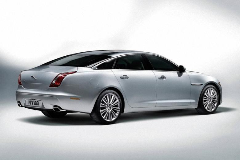 2012 Jaguar XJ Car Picture