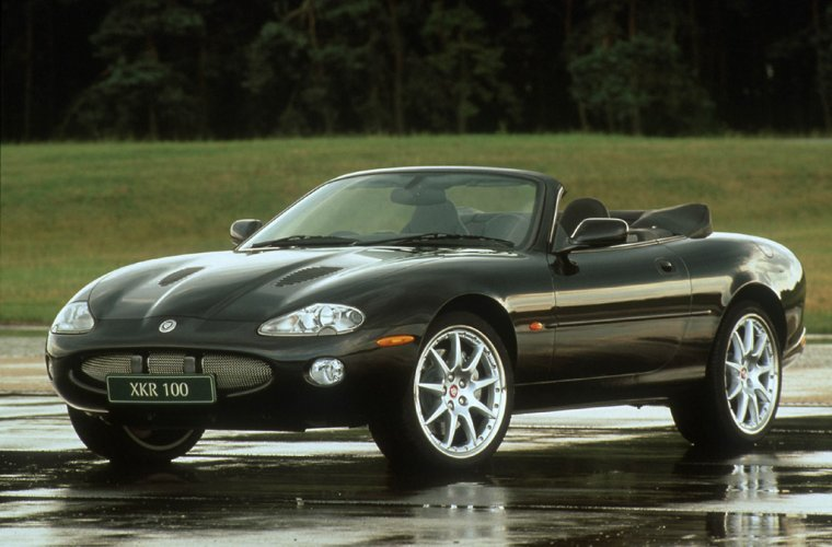 2002 Jaguar XKR 100 Car Picture