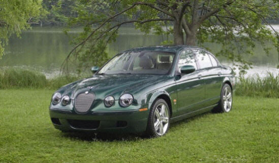 2005 Jaguar S Type Car Picture