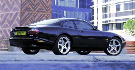 Jaguar XKR Coupe Car Picture