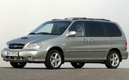 2006 Kia Carnival Car Picture