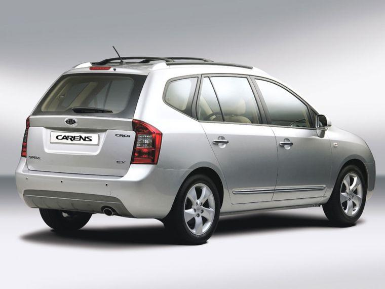 rear right 2007 kia carens rondo suv picture classy cars. Black Bedroom Furniture Sets. Home Design Ideas