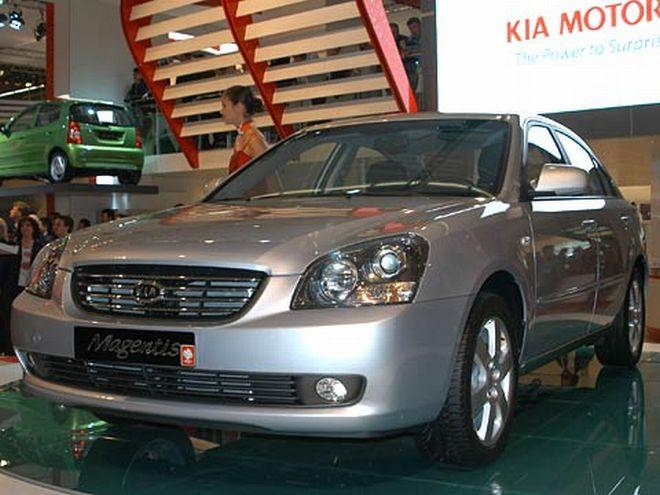 2007 Kia Magentis Car Picture