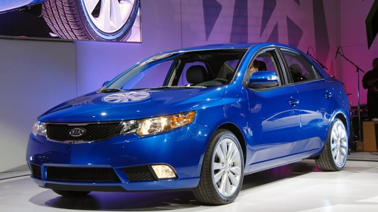 2010 Kia Forte Car Picture
