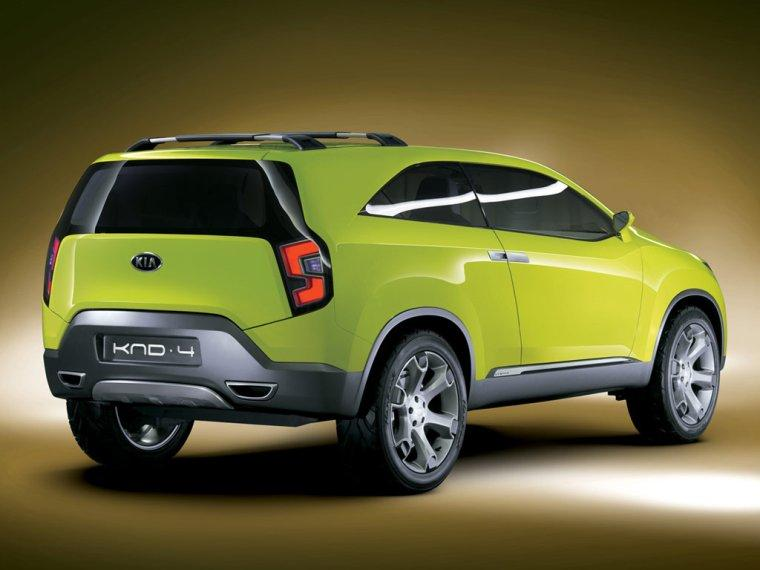 2007 Kia KND-4 Concept Car Picture