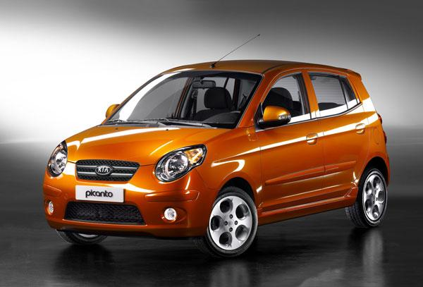 2007 Kia Picanto Car Picture