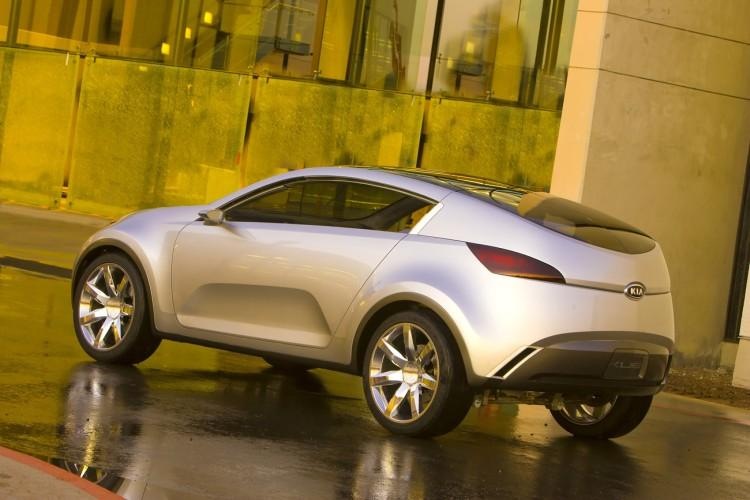 Kia Kue Concept Car Picture