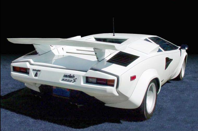 Lamborghini Countach Car Picture