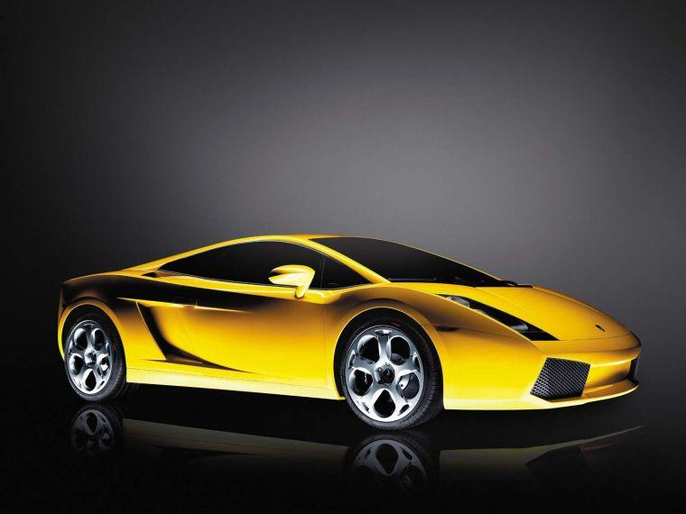 Lamborghini Gallardo Car Picture