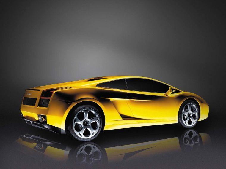 Lamborrghini Gallardo Car Picture