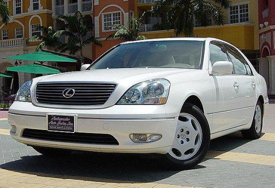 2001 Lexus LS430 Car Picture