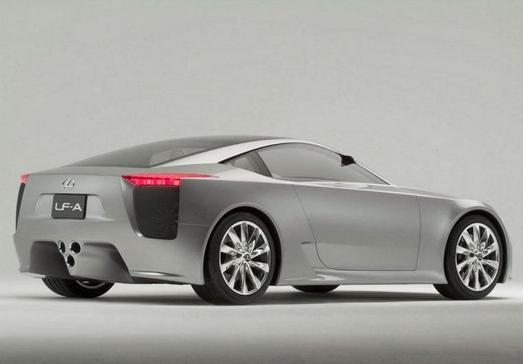 2005 Lexus LF-A Concept Car Picture
