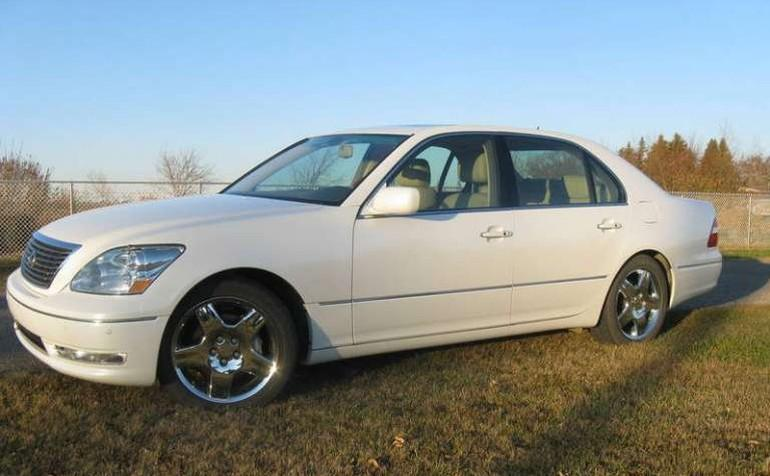 Perfect 2006 Lexus LS 430 Premium