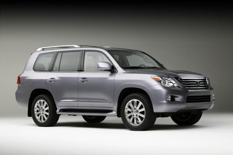 2008 Lexus LX570 Car Picture