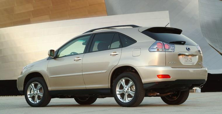 2008 Lexus RX 400h Car Picture