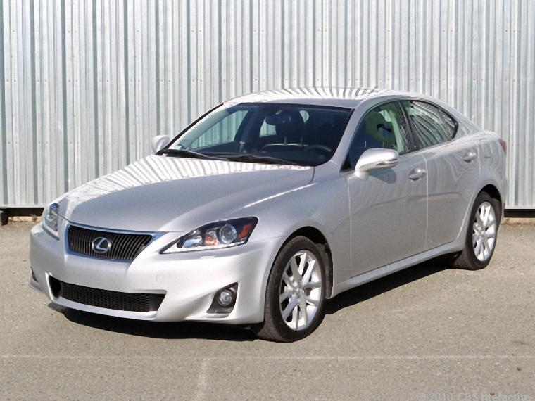 2011 Lexus IS-350 Car Picture