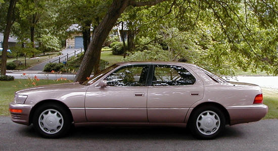 1990 Lexus LS400 Car Picture