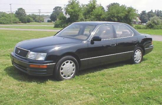 1995 Lexus LS400 Car Picture