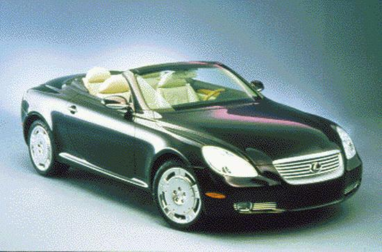2000 Lexus SC Car Picture