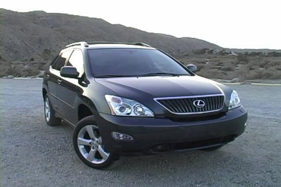 2004 Lexus RX330 Car Picture
