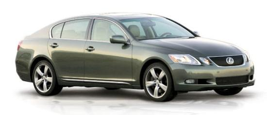 2006 Lexus GS300 Car Picture