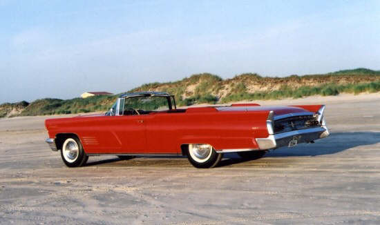 1960 Lincoln Continental Car Picture