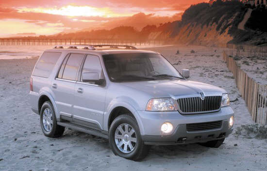 2003 Lincoln Navigator LG Car Picture
