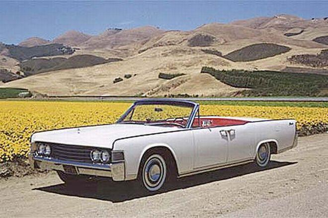 1965 Lincoln Continental Car Picture