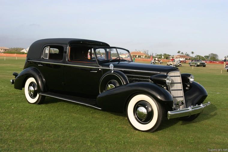 1935 Lincoln Model K Car Picture