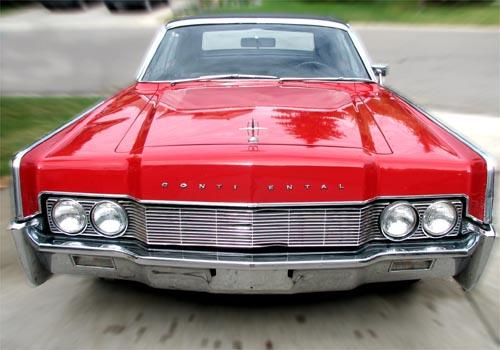 1967 Lincoln Continental Car Picture