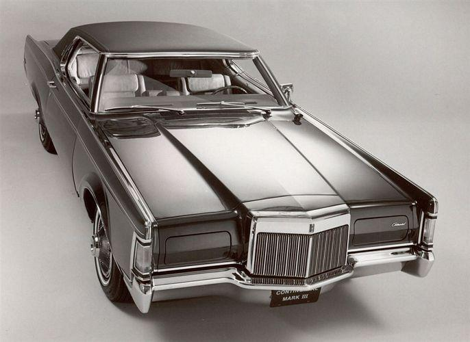 1968 Lincoln Continental Mark III Car Picture